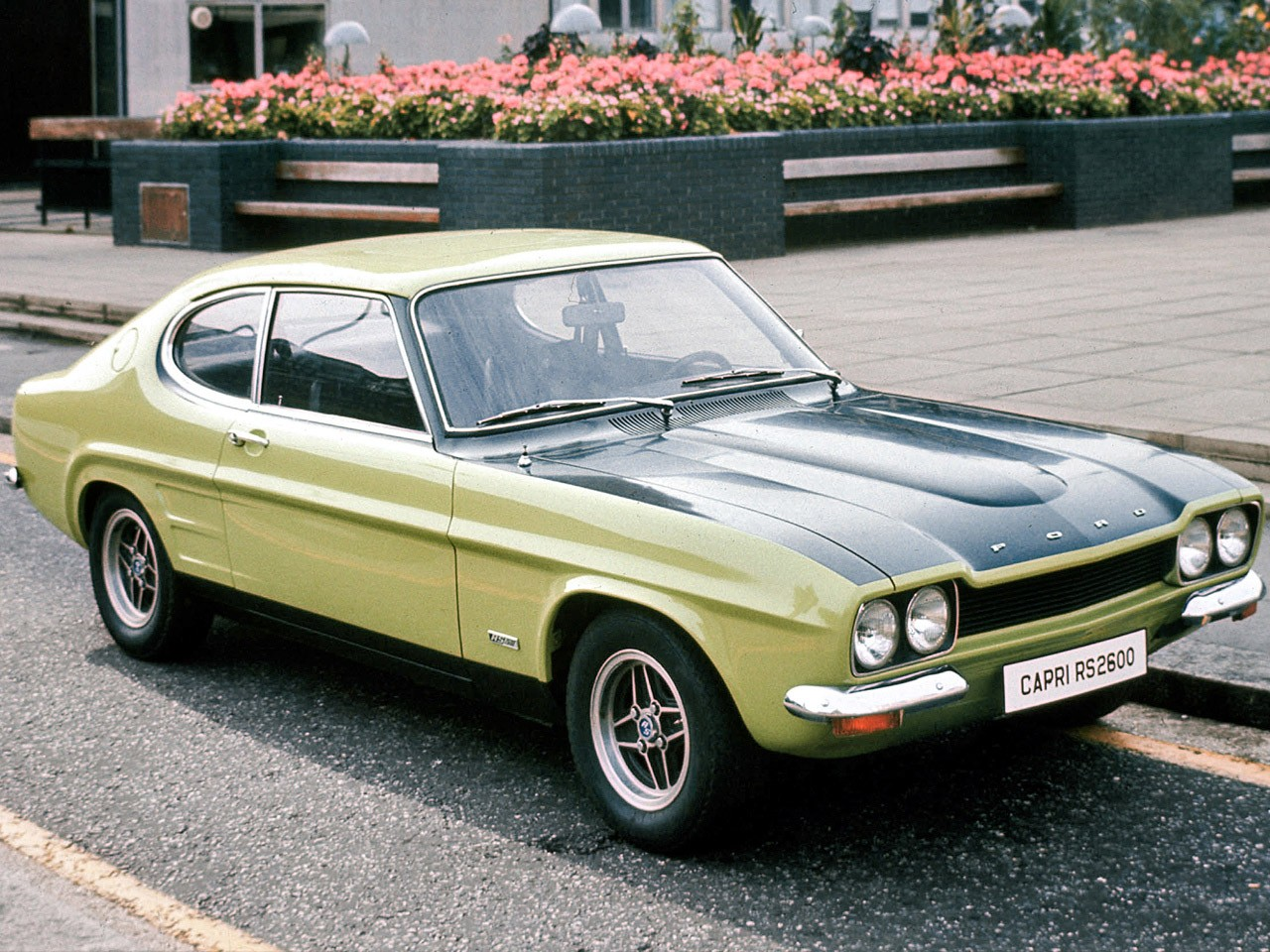 Ford Capri RS2600 1970-1974
