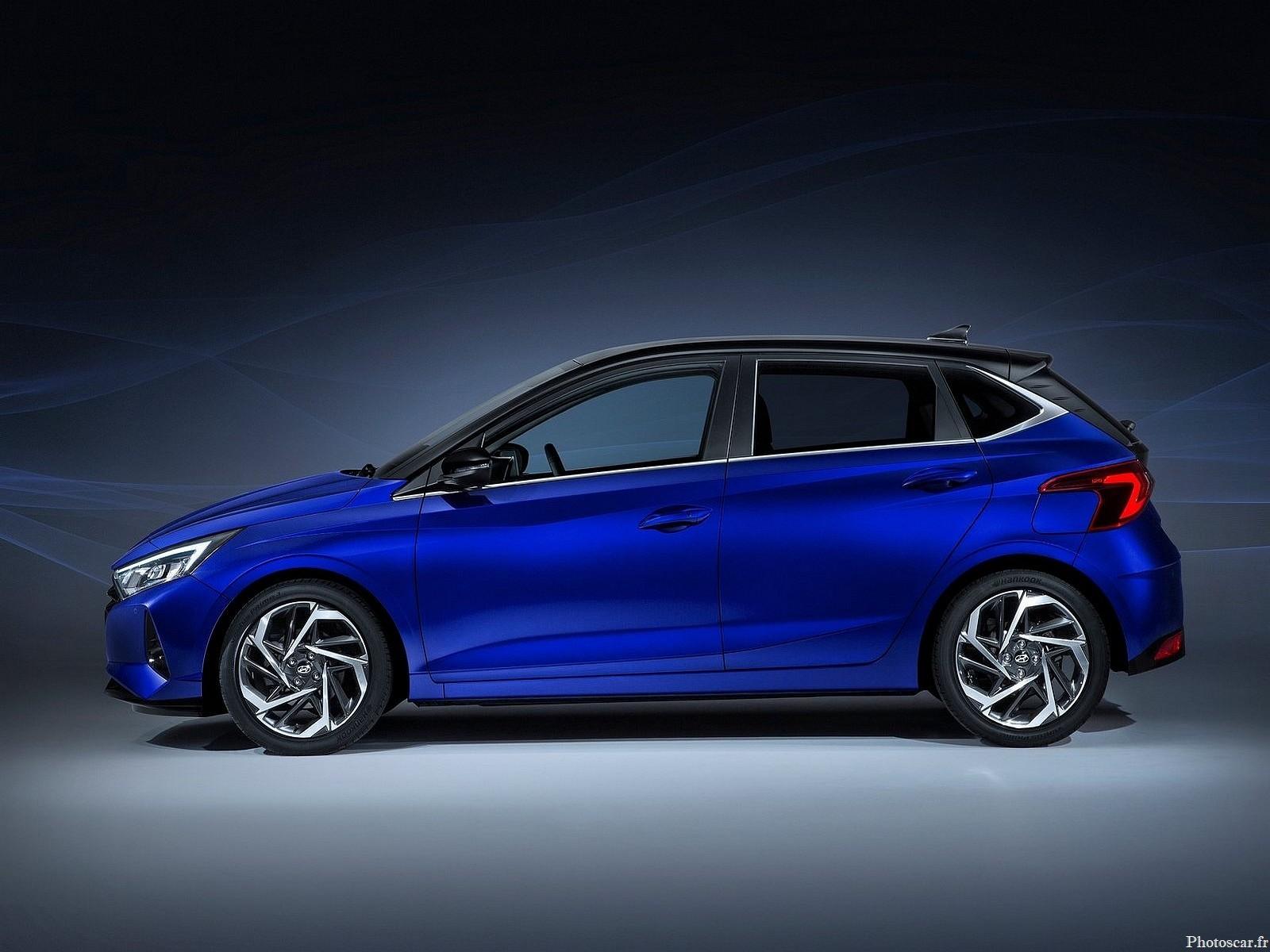 Hyundai i20 2021 - Conceptions attrayantes et une ...