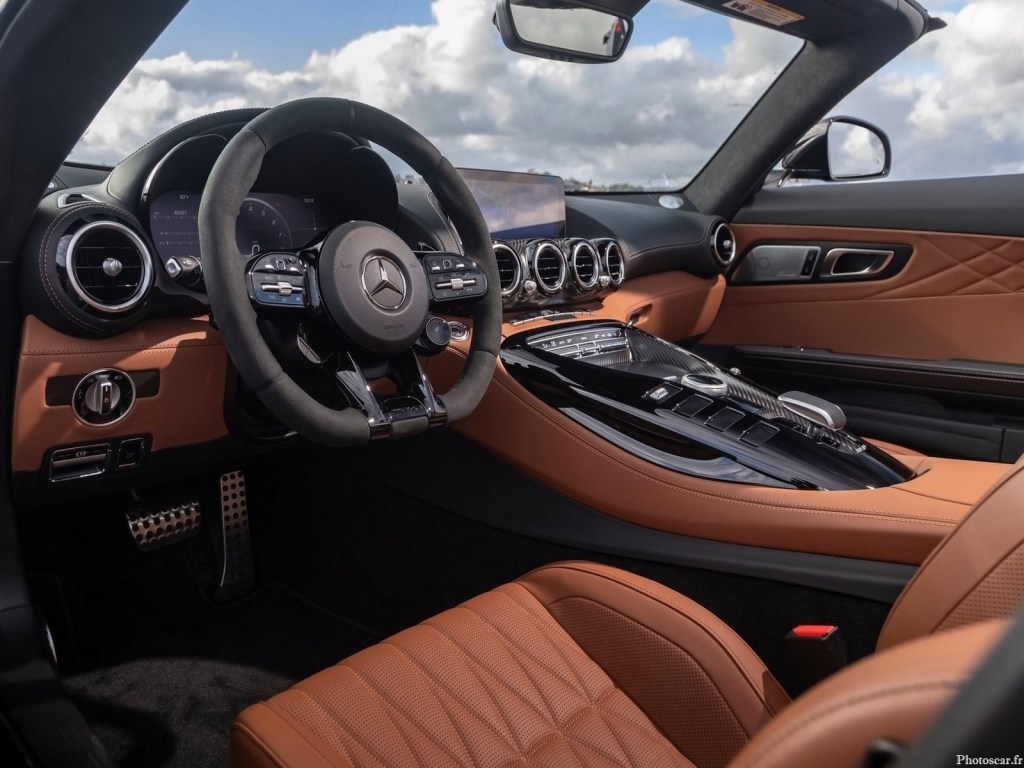 Mercedes-Benz AMG GT R Roadster 2020
