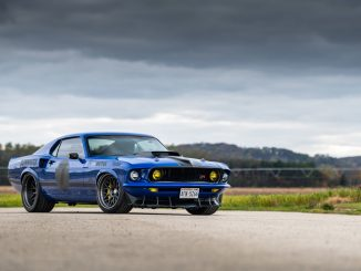 Ringbrothers Ford Mustang Mach 1 UNKL 2019