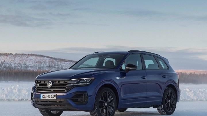 Volkswagen Touareg R 2021 – Premier modèle R hybride rechargeable