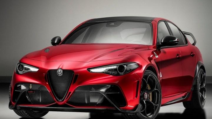 Alfa Romeo Giulia GTA 2021 – Une édition limitée de seulement 500 unités