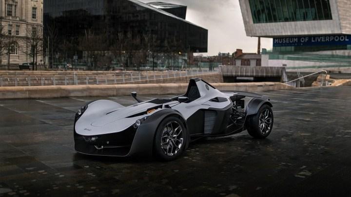 BAC Mono 2021 – Plus long, plus plat et optimisé aérodynamiquement