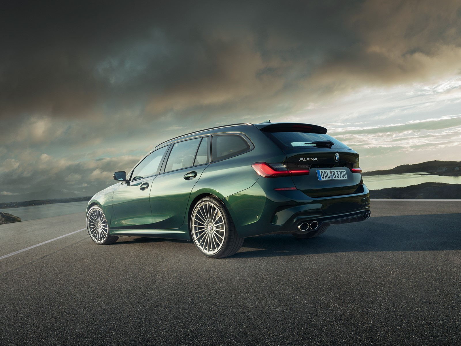 BMW ALPINA B3 Touring 2020