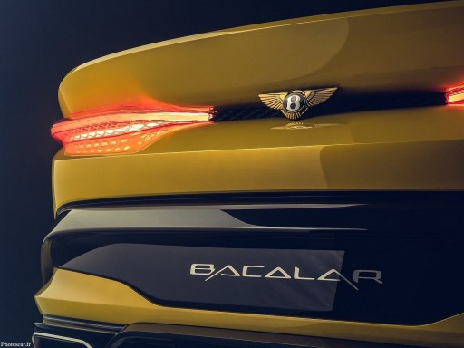 Bentley Mulliner Bacalar 2021