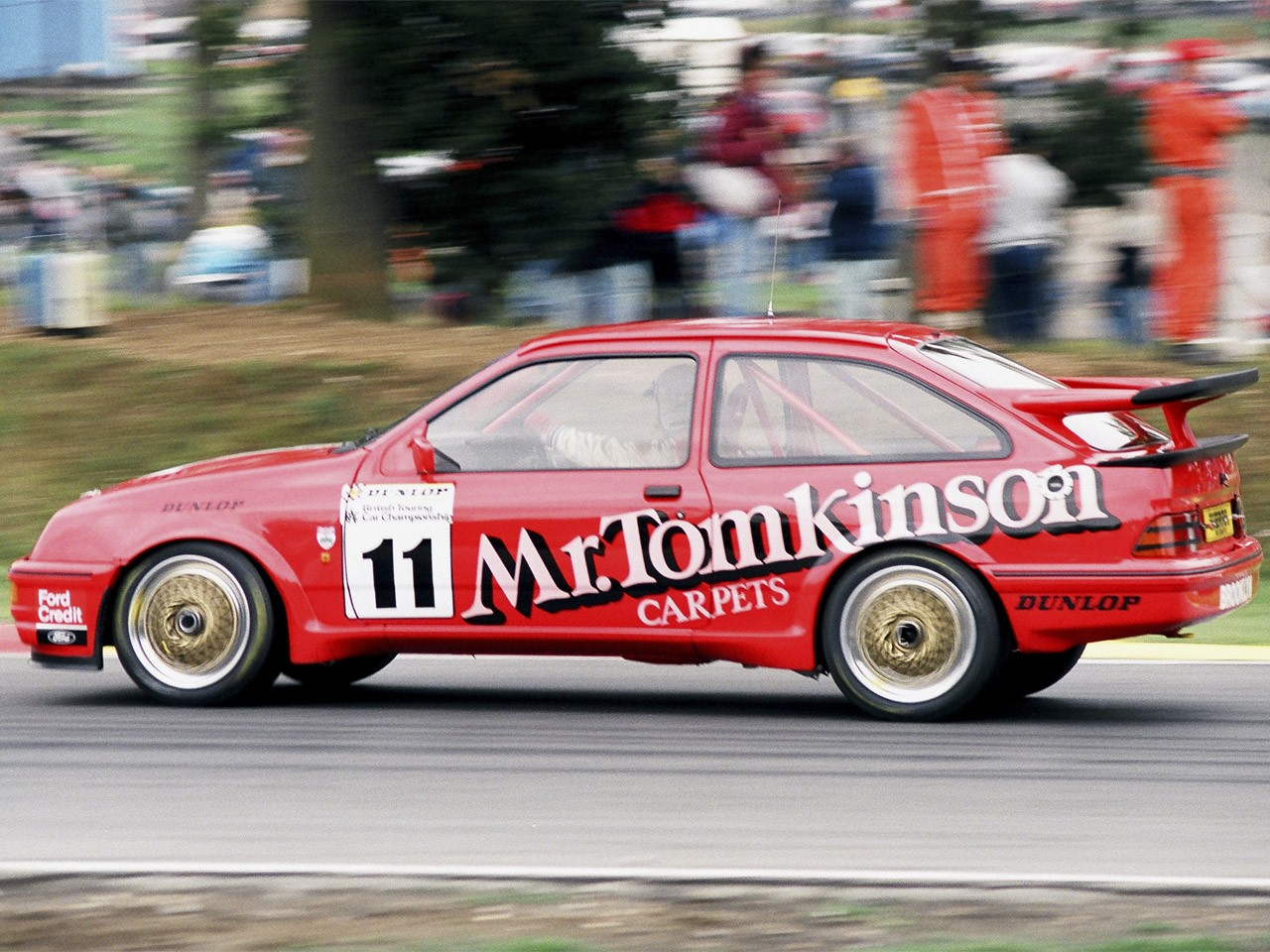 Ford Sierra RS500 Cosworth BTCC 1988