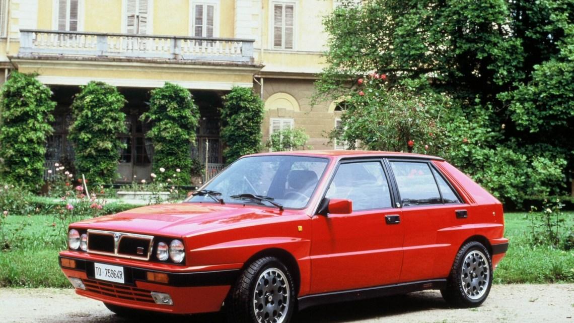 Lancia Delta HF Integrale – La meilleur voiture de rallye de son époque