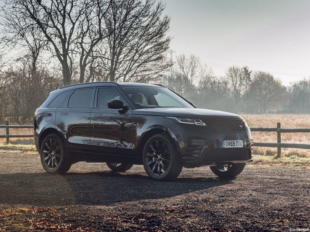 Land Rover Range Rover Velar R Dynamic Black 2020 – Un style révolutionnaire