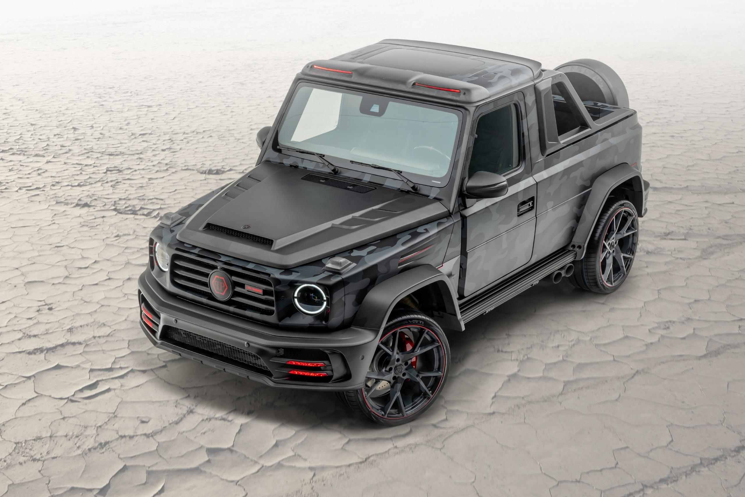 Mansory G63 Star Trooper Pickup 2020