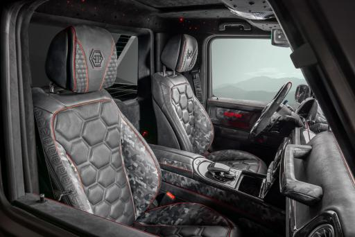 Mansory G63 Star Trooper Pickup 2020