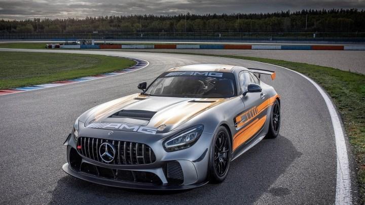 Mercedes-AMG GT4 2020 – De nouvelles améliorations de performances
