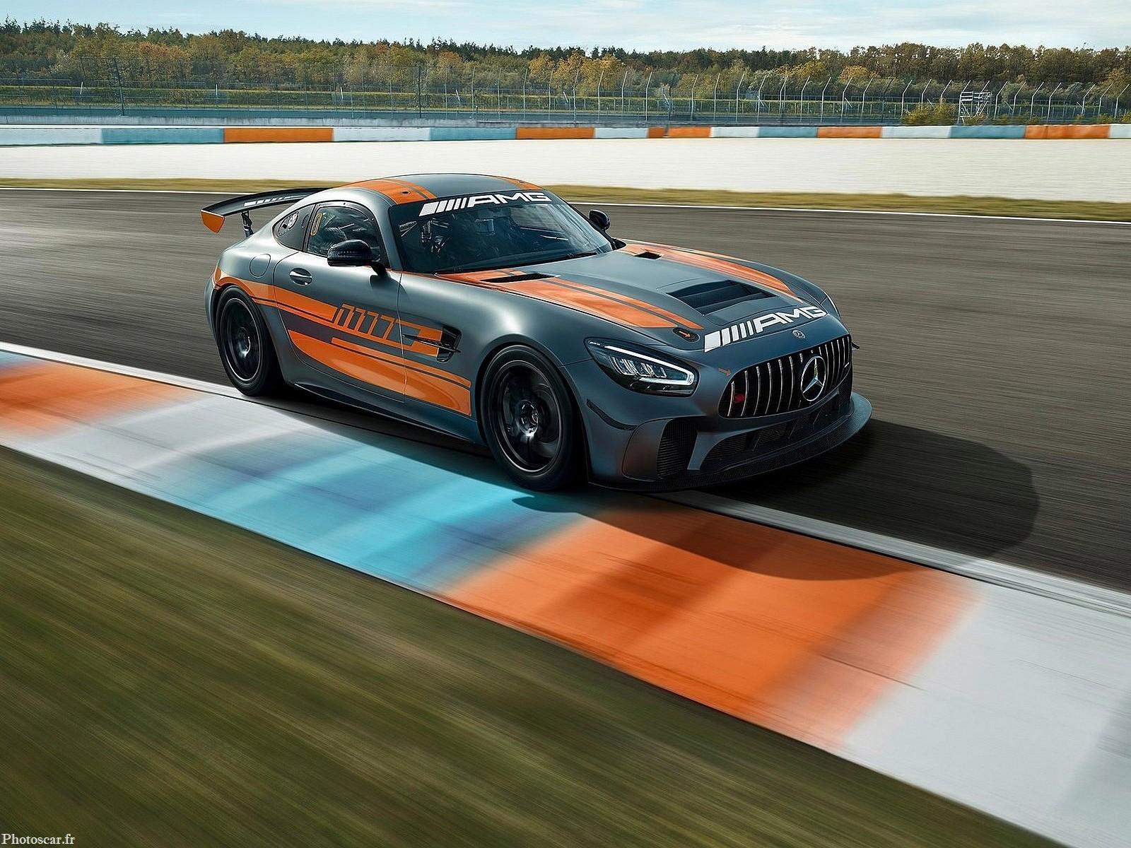Mercedes-AMG GT4 2020
