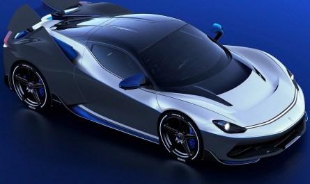 Pininfarina Battista Anniversario 2021
