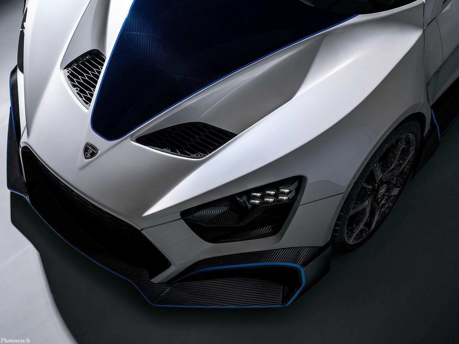 Zenvo TSR-S 2020