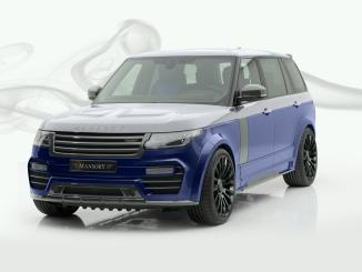 Mansory Land-Rover Range-Rover 2018