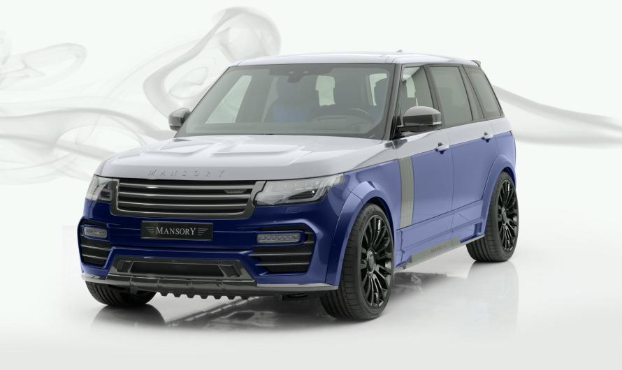 Mansory Land-Rover Range-Rover 2018 – Kit de mise à niveau