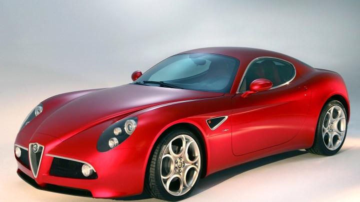 Alfa Romeo 8C Competizione – Une voiture belle,rapide,rare et chère