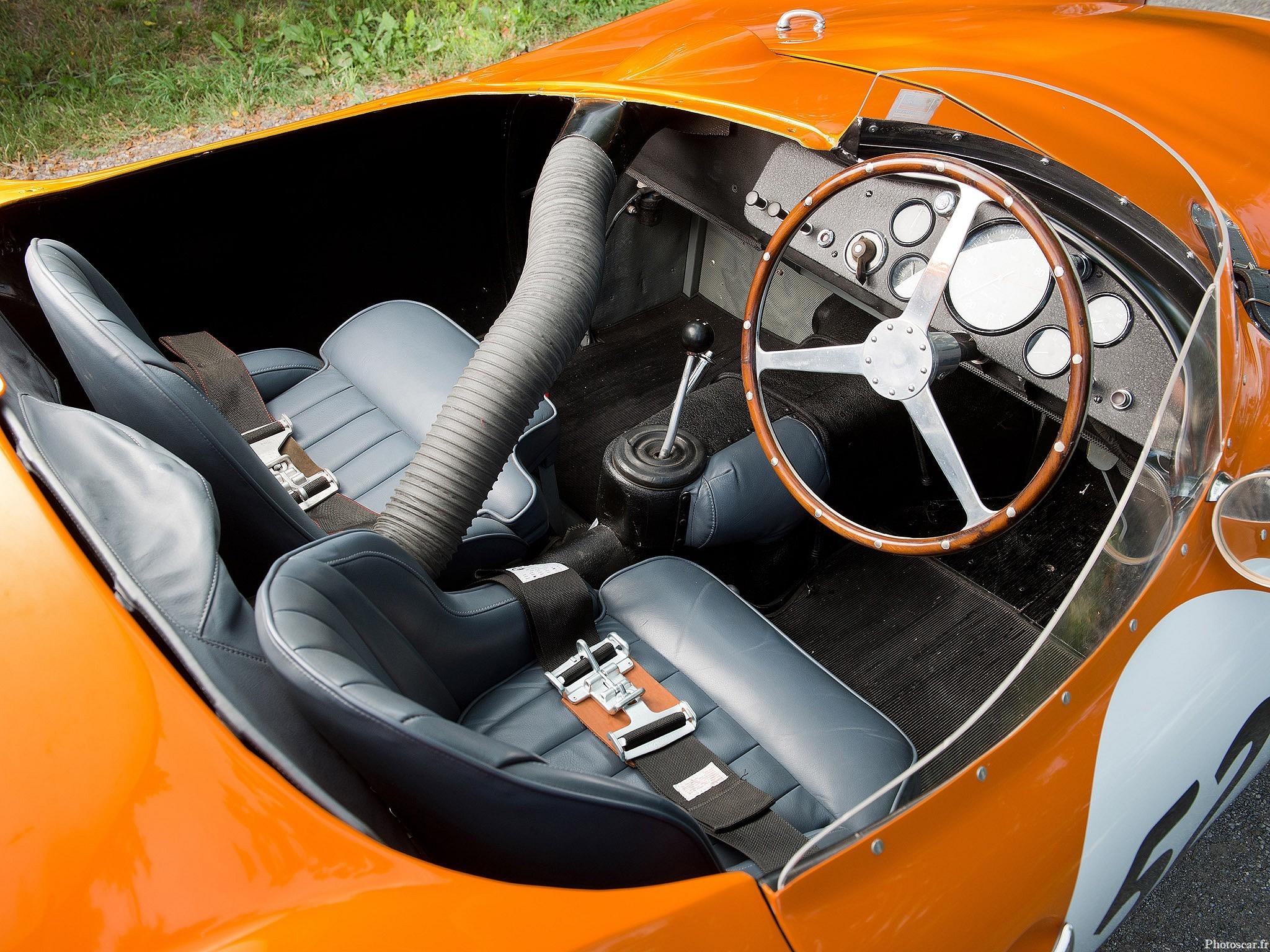 Aston Martin DB3S 1955