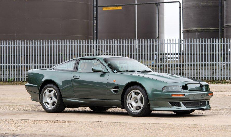 Aston Martin Vantage le Mans V600 1999 – Toutes fabriqués à la main