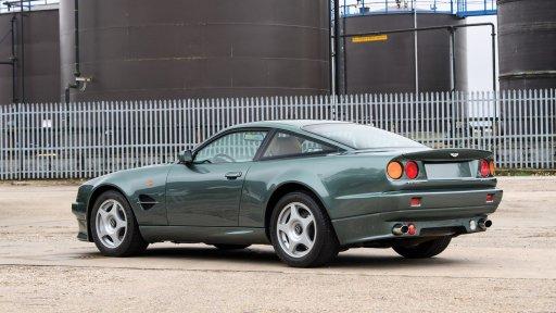Aston Martin Vantage Le Mans V600 1999