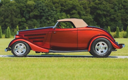 Brizio Ford Roadster 1933