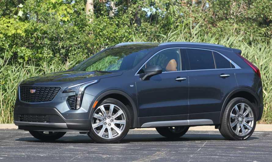 Cadillac XT4 2020 présente un design spectaculaire et réfléchi