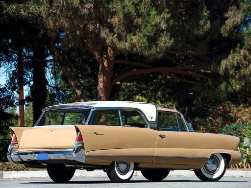 Chrysler Plainsman Concept Car 1956