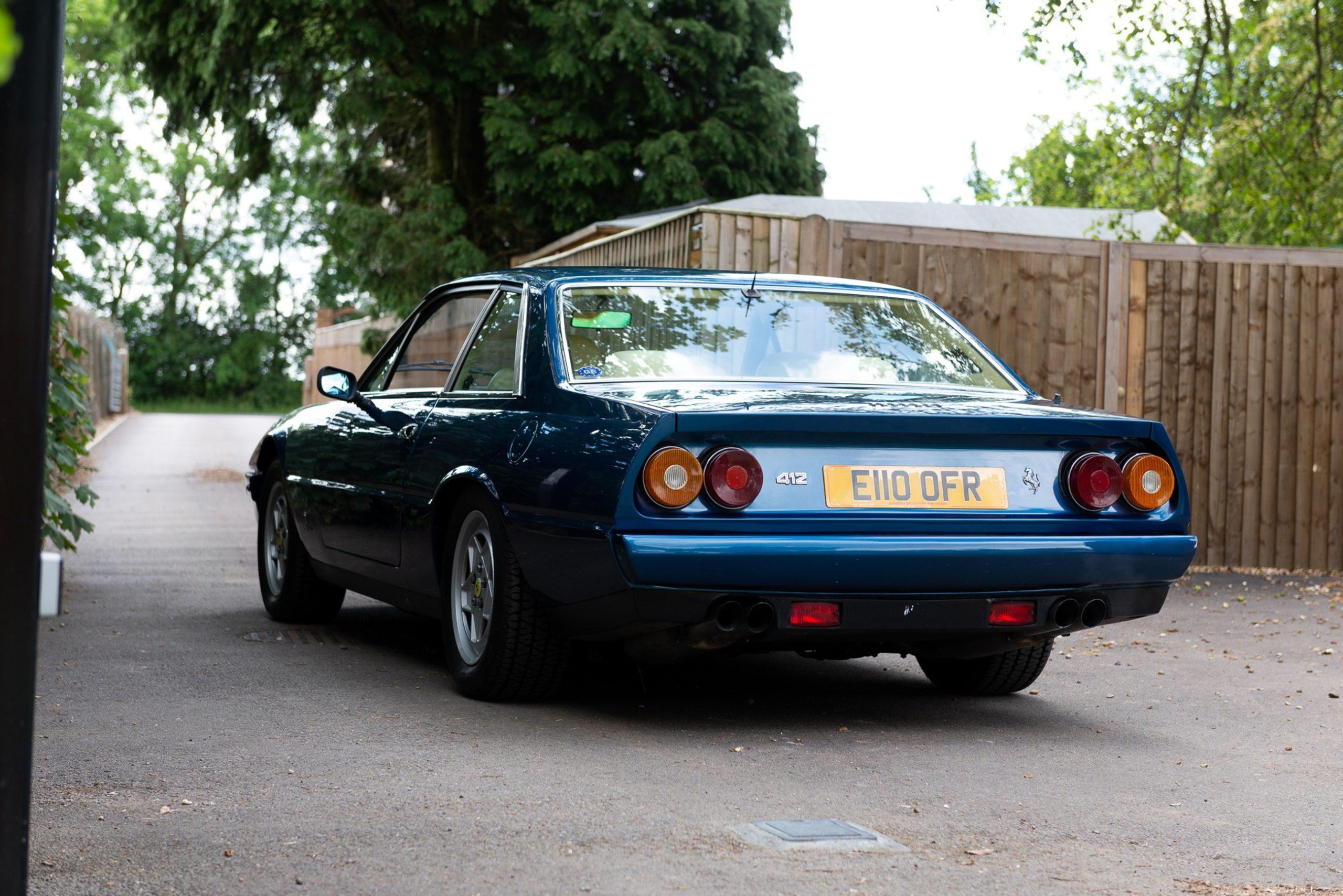 Ferrari 412 Automatic 1988