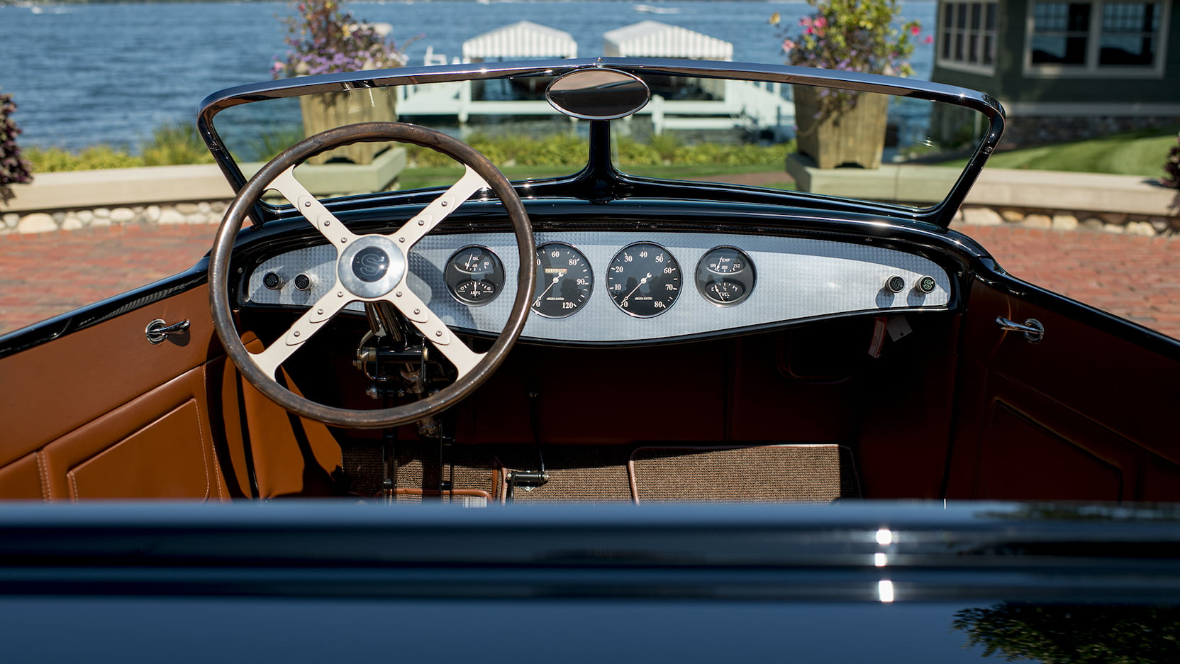 Ford HI-BOY Roadster Spancer II 1932