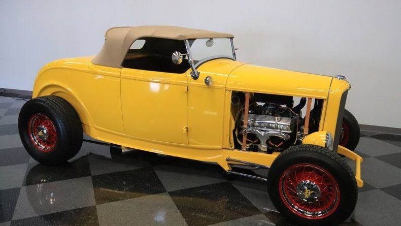 Ford Highboy Roadster de 1932