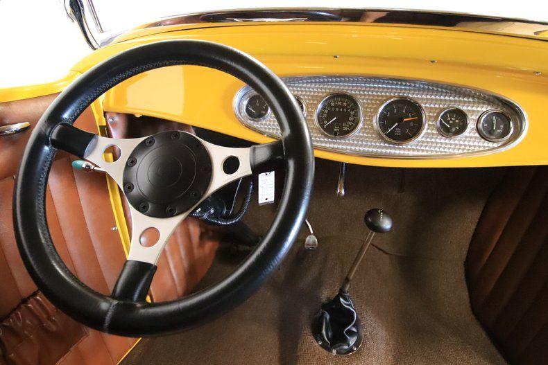 Ford Highboy Roadster de 1932