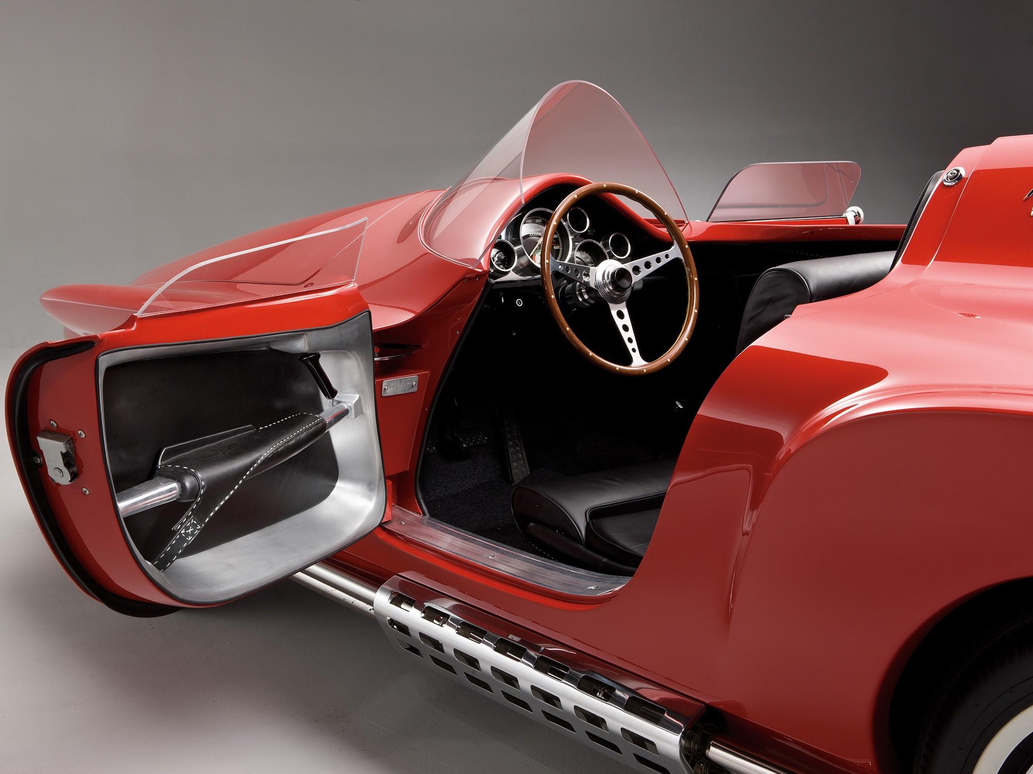 Plymouth XNR Concept 1960