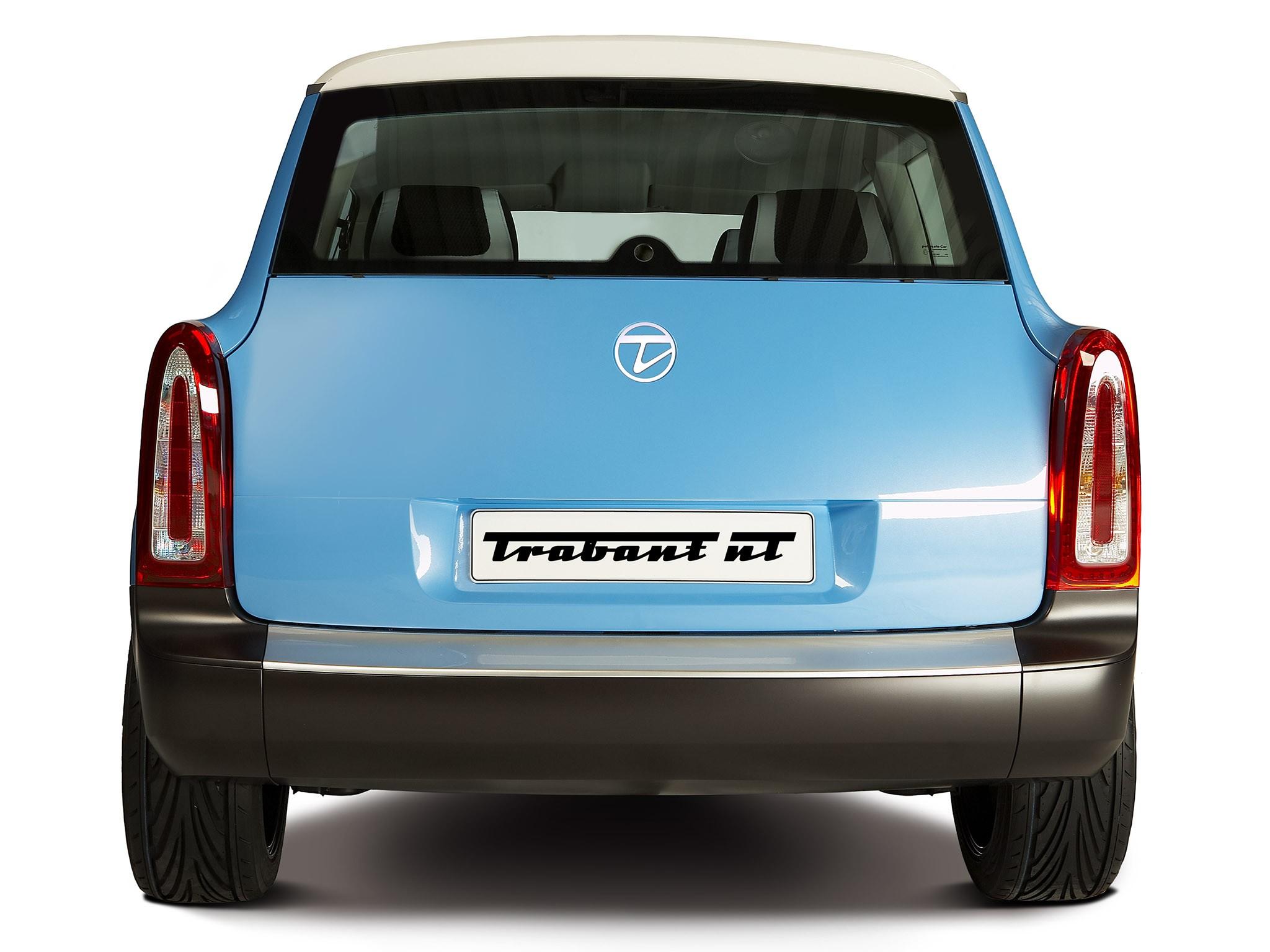 Trabant nT Concept 2009
