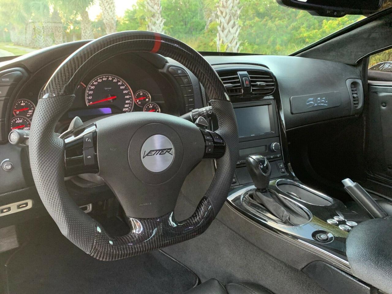 Vetter Chevrolet Corvette C6 Batmobile