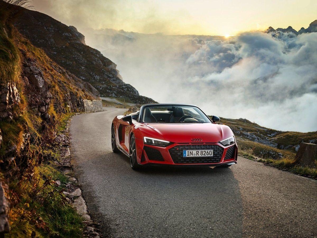 Audi R8 V10 Spyder 2020