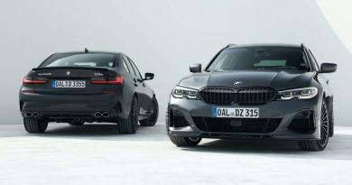 BMW Alpina D3 S 2020