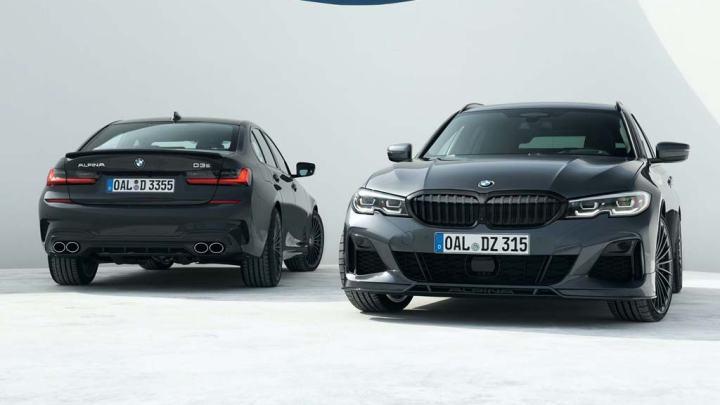 BMW Alpina D3 S à moteur diesel, pour avaler des kilomètres d'autoroute