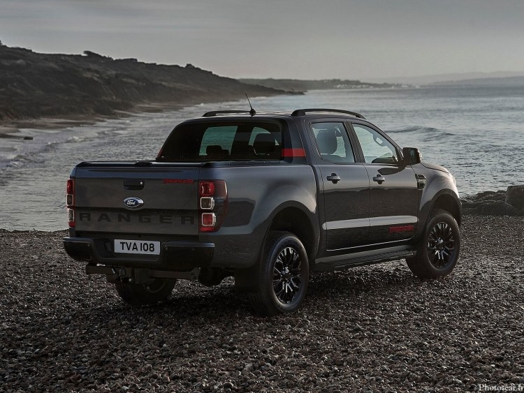 Ford Ranger Thunder Edition 2020
