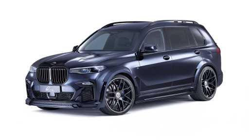 Lumma BMW X7 CLR