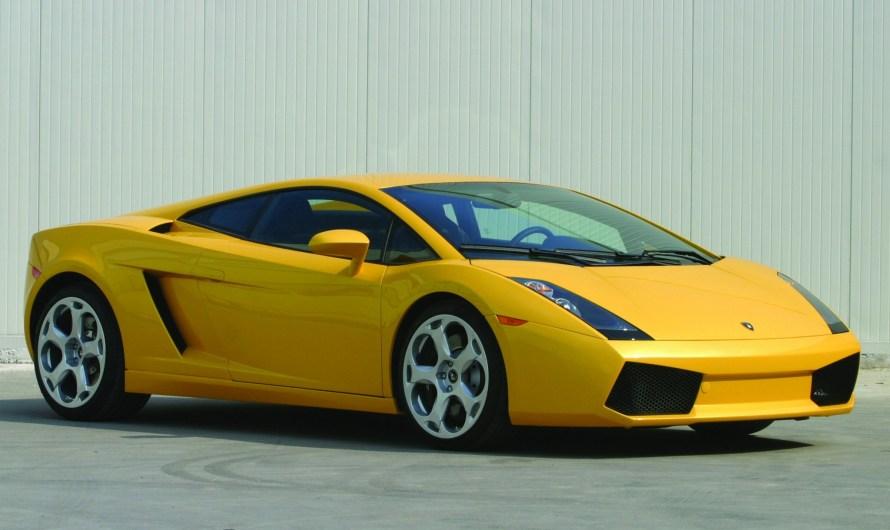 Lamborghini Gallardo – Un style quelque peu angulaire et de forme étrange