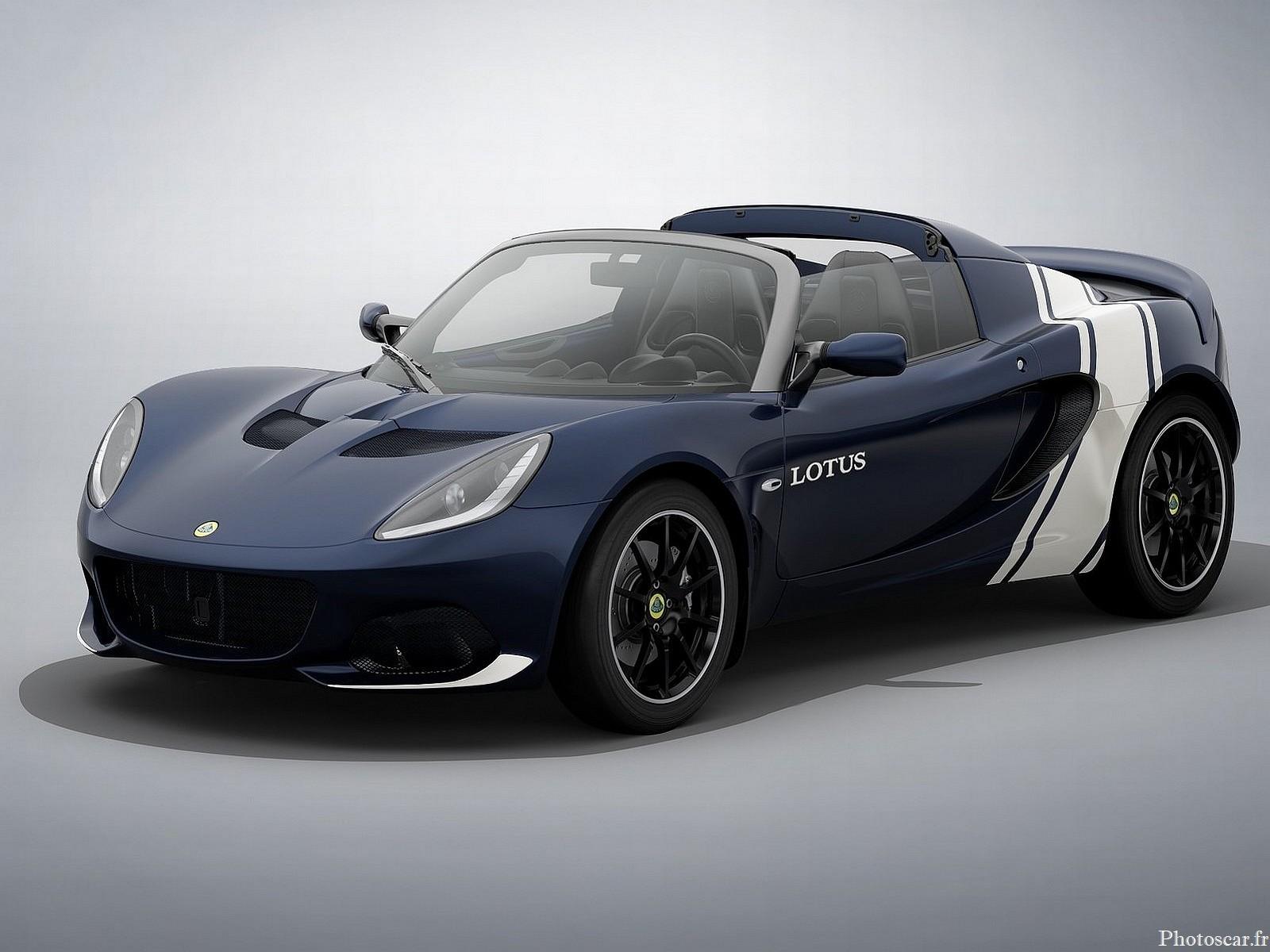 Lotus Elise Classic Heritage Edition 2020