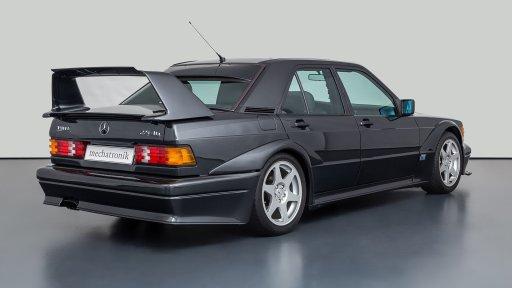 Mercedes-Benz 190 E 2.5 16 Evolution II 1990
