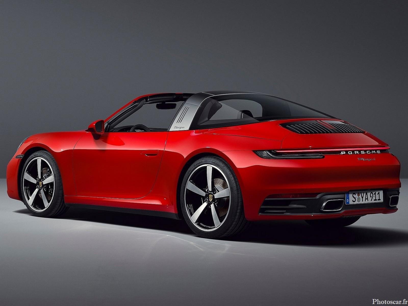 Porsche 911 Targa 4 2021