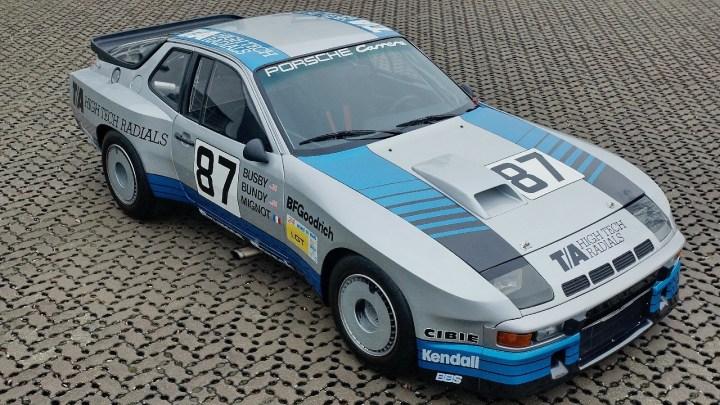 Porsche 924 GTR 1982 – Seulement 17 voitures produites