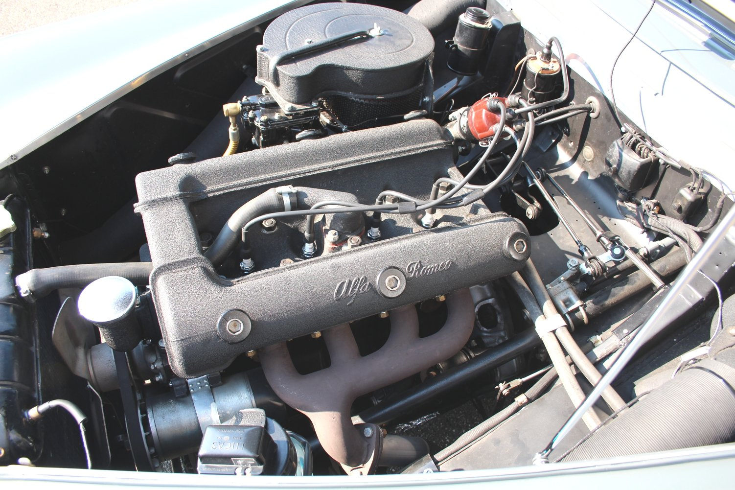 Alfa Romeo 1900 C Serie 1 1952