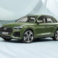Audi Q5 2021 - Un véhicule fonctionnel pour la circulation urbaine