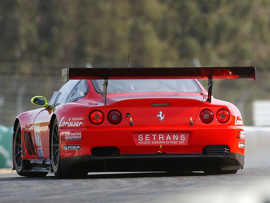 Ferrari 550 GTS Maranello 2001