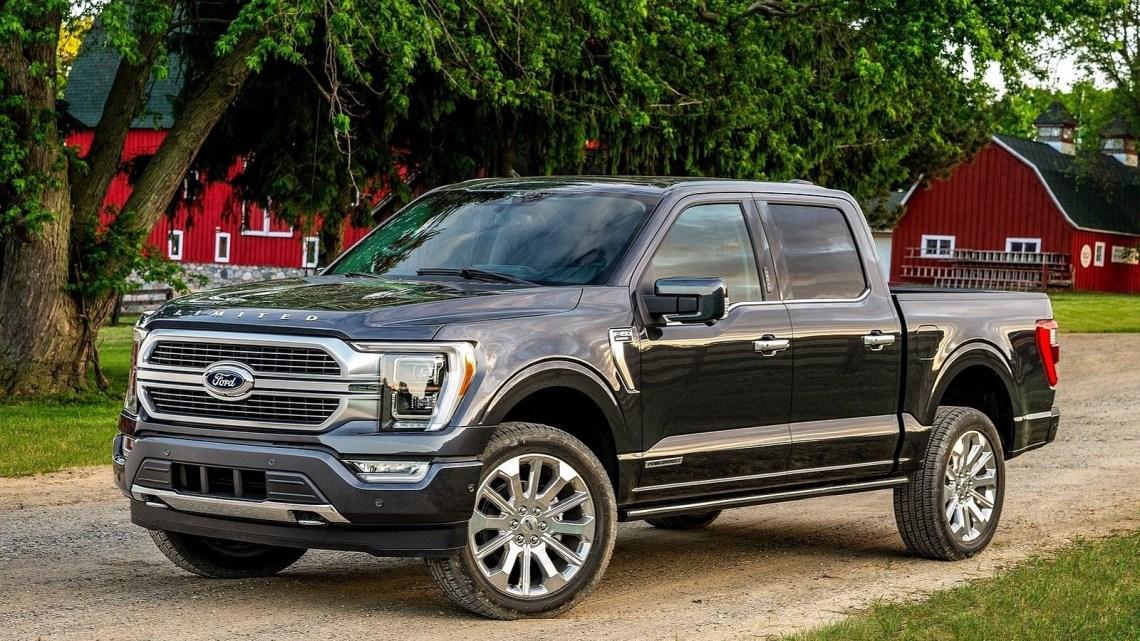 Ford F-150 2021 – Il sera proposé en versions hybride et électrique