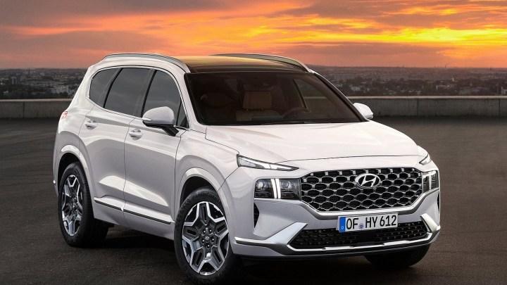 Hyundai Santa Fe 2021 – Un design audacieux et une nouvelle plate-forme