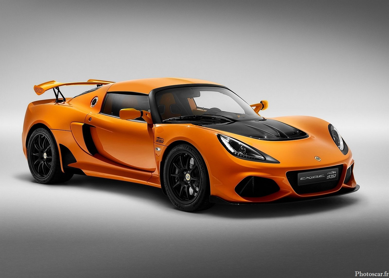 Lotus Exige Sport 410 20th Anniversary Edition 2020